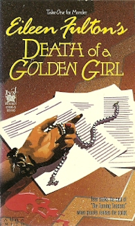 Image for Death of a Golden Girl (Take One for Murder Series #2)