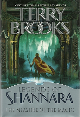 Image for The Measure of the Magic [signed] (Legends of Shannara Book 2)