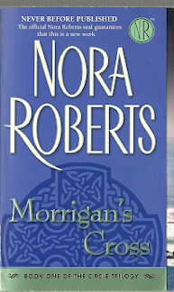 Image for Morrigan's Cross (Circle Trilogy, Book One)
