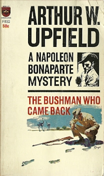 Image for The Bushman Who Came Back (An Inspector Napoleon Bonaparte Mystery)