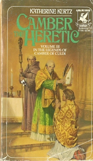 Image for Camber the Heretic (The Legends of Camber of Culdi, Vol. 3)