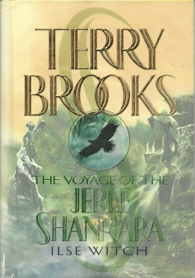Image for Ilse Witch [signed] (The Voyage of the Jerle Shannara, Book I)