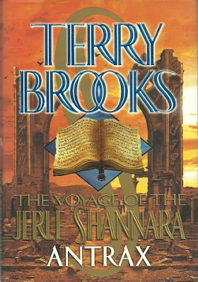 Image for Antrax [signed] (The Voyage of the Jerle Shannara, Vol. II)