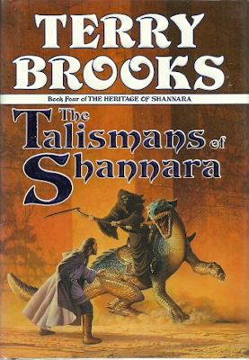 Image for The Talismans of Shannara [signed] (The Heritage of Shannara, Book Four)