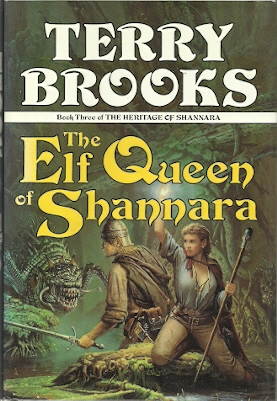 Image for The Elf Queen of Shannara [signed] (The Heritage of Shannara, Book Three)