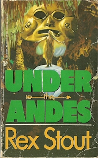 Image for Under the Andes