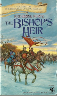 Image for The Bishop's Heir (The Histories of King Kelson, Vol. 1)