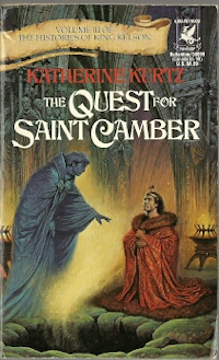 Image for The Quest for Saint Camber (The Histories of King Kelson, Vol. 3)