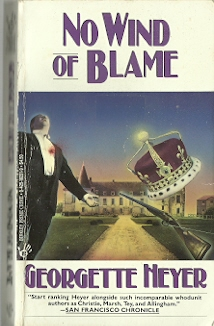 Image for No Wind of Blame