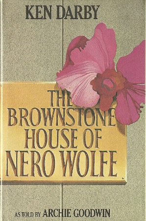 Image for The Brownstone House of Nero Wolfe