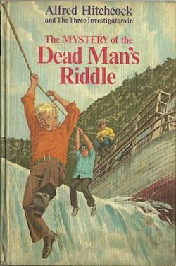 Image for Alfred Hitchcock and the Three Investigators in The Mystery of the Dead Man's Riddle (Three Investigators #22)