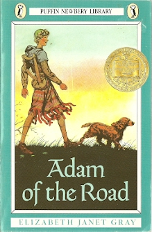 Image for Adam of the Road (Puffin Newbery Library)