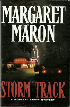 Image for Storm Track (A Deborah Knott Mystery)