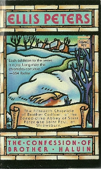 Image for The Confession of Brother Haluin (Brother Cadfael Mystery #15)