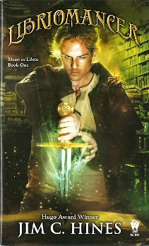 Image for Libriomancer (Magic Ex Libris Series # 1) (Signed)