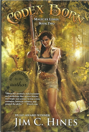 Image for Codex Born (Magic Ex Libris Series # 2) (Signed)