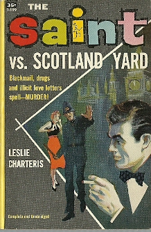Image for The Saint Vs. Scotland Yard