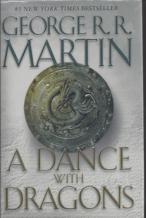 Image for A Dance with Dragons (A Song of Ice and Fire: Book 5)