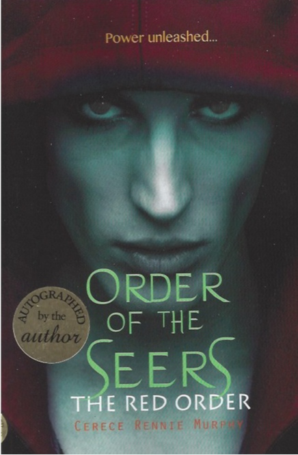 Image for Order of the Seers: the Red Order (Signed) (#2-Order of the Seers Trilogy)