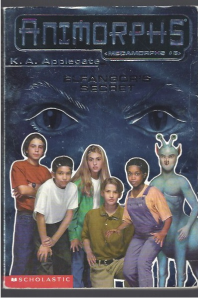 Image for Elfangor's Secret (Animorphs Megamorphs #3)