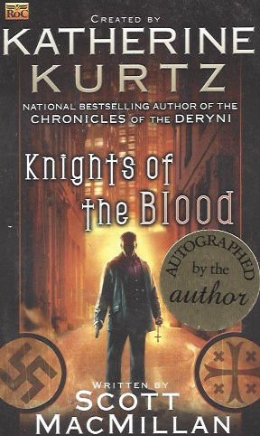 Image for Knights of the Blood (Book 1 of the Knights of the Blood) (Signed)