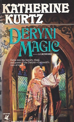 Image for Deryni Magic
