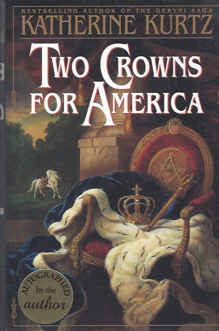 Two Crowns for America (Signed)