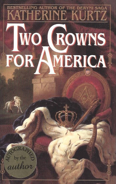 Image for Two Crowns for America (Signed)