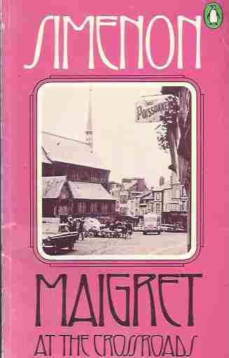 Image for Maigret At the Crossroads
