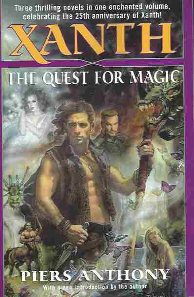 Image for Xanth: the Quest for Magic (Omnibus-Xanth Books 1-3)