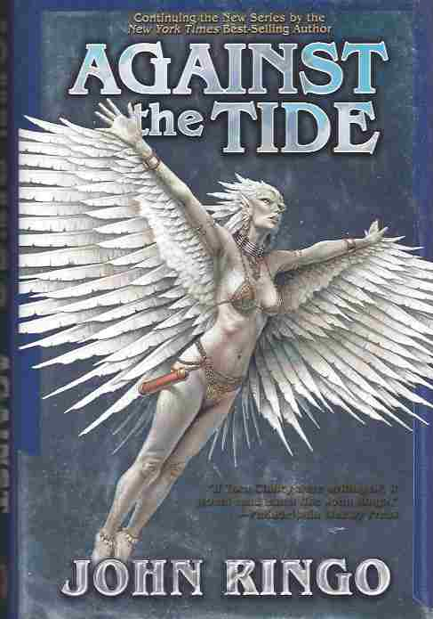 Image for Against the Tide (Bk 3-Council of Wars Series)