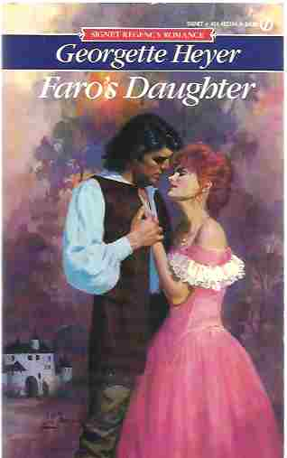 Image for Faro's Daughter