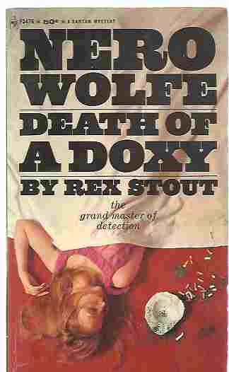 Image for Death of a Doxy