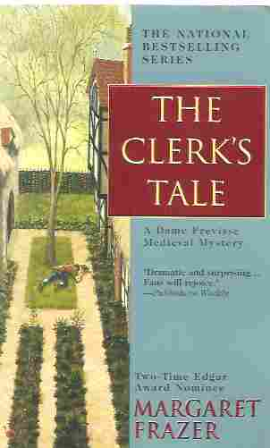 Image for The Clerk's Tale (Dame Frevisse Mystery #11)