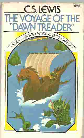 Image for The Voyage of the Dawn Treader (Chronicles of Narnia Book 3)