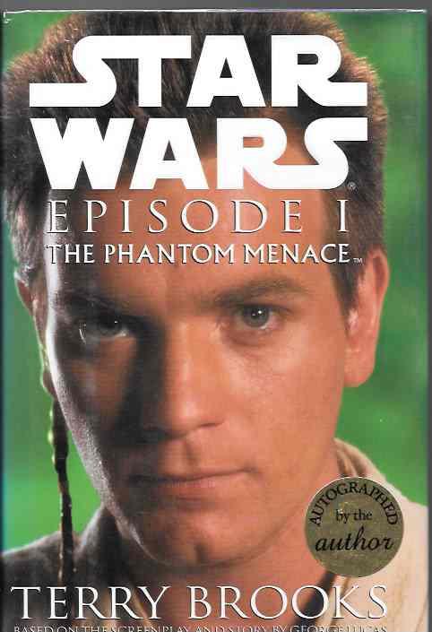 Star Wars Episode I: the Phantom Menace (Signed)