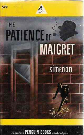 Image for The Patience of Maigret (Battle of Nerves and a Face for a Clue)