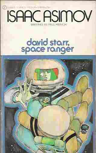 Image for David Starr, Space Ranger (Lucky Starr Series # 1)