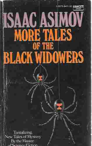 Image for More Tales of the Black Widowers