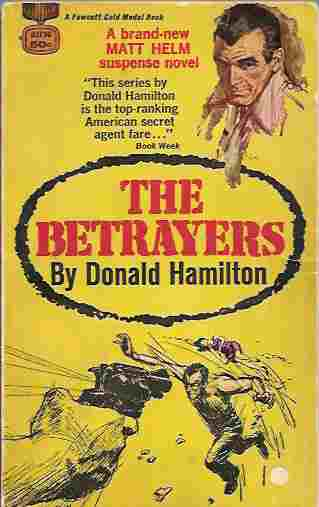 Image for The Betrayers (Matt Helm Thriller #10)