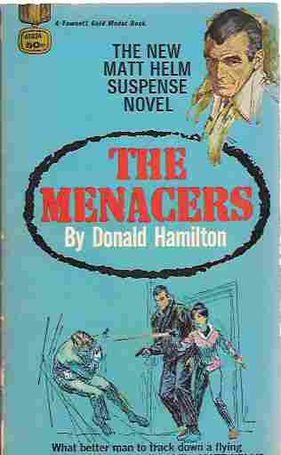 Image for The Menacers (Matt Helm Thriller #11)