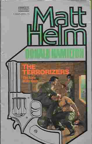 Image for The Terrorizers (A Matt Helm Thriller #18)
