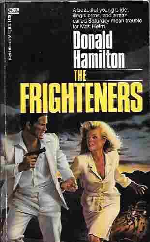 Image for The Frighteners (A Matt Helm Thriller #25)