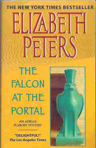 Image for The Falcon At the Portal (Amelia Peabody Mystery #11)