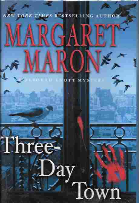 Image for Three-Day Town (Signed) (Deborah Knott Series #17)