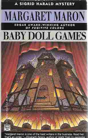 Image for Baby Doll Games [Signed] (Sigrid Harald Mystery)
