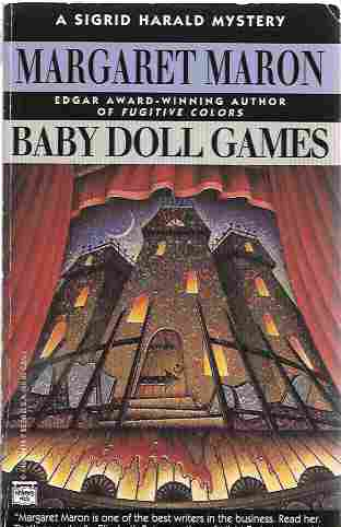 Image for Baby Doll Games (Sigrid Harald Mystery)