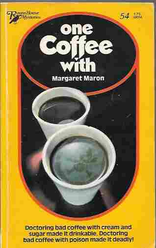 Image for One Coffee with (Sigrid Harald Mystery)