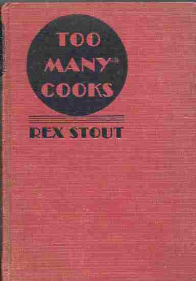 Image for Too Many Cooks
