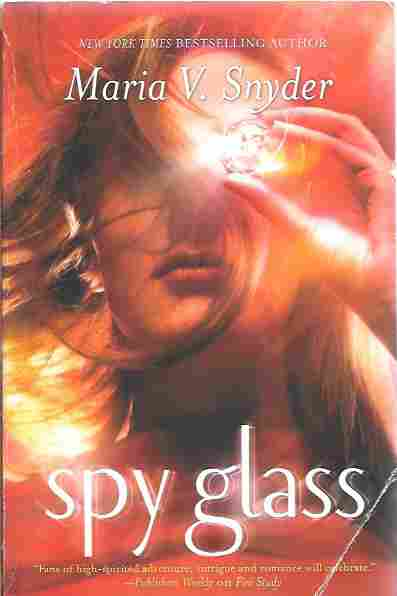 Image for Spy Glass (Glass Series #3)